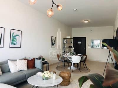 شقة 1 غرفة نوم للبيع في نخلة جميرا، دبي - Brand New 1Bedroom Unit in Palm Jumeirah