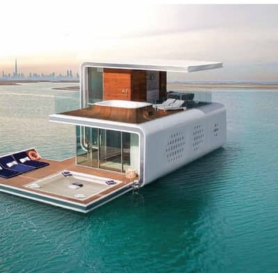 2 Bedroom Flat for Sale in The World Islands, Dubai - villa under water  with guaranteed  ROI for 10 years