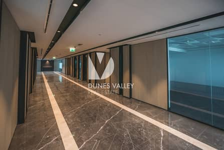 Office for Rent in Dubai World Central, Dubai - Free Zone | Attractive price | easy payment plan | fitted office