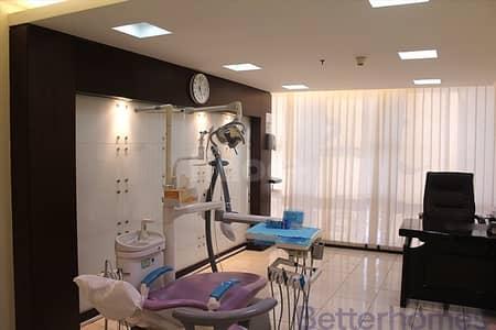 Office for Rent in Al Karama, Dubai - Ready Clinic | Chiller Free | Karama