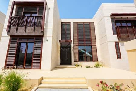 6 Bedroom Villa for Sale in Saadiyat Island, Abu Dhabi - Entrance