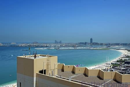 2 Bedroom Flat for Sale in Jumeirah Beach Residence (JBR), Dubai - Sea View | Mid Floor | Furnished | VOT