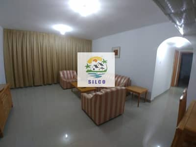 2 Bedroom Apartment for Rent in Electra Street, Abu Dhabi - FULLY FURNISHED 2 B/R  CENTRAL A/C