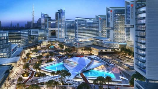 own your unit in new location in heart of Dubai