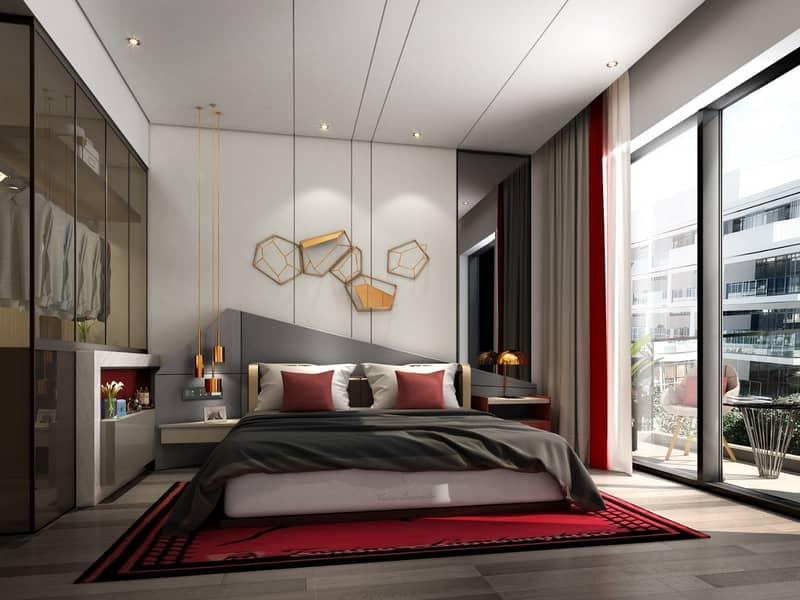 12 own your unit in new location in heart of Dubai