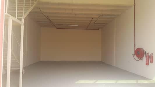 مستودع  للايجار في الجرف، عجمان - مستودع في المنطقة الصناعية الجرف الجرف 46000 درهم - 4031441