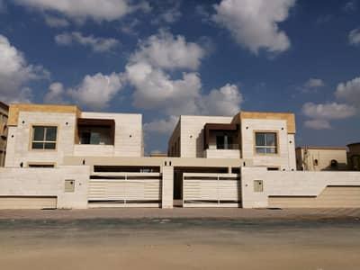 5 Bedroom Villa for Sale in Al Rawda, Ajman - beautiful villa smart design for sale in Al rawada Ajman