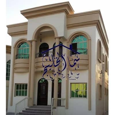5 Bedroom Villa for Sale in Al Rawda, Ajman - personal build brand new villa for sale close to sheik ammar road