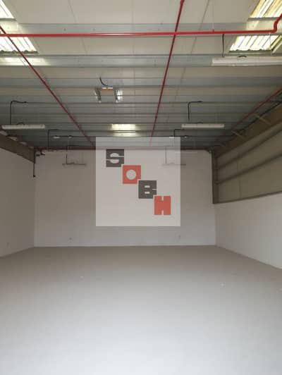 مستودع  للايجار في القوز، دبي - Newly build Warehouses available for rent in AL Quoz