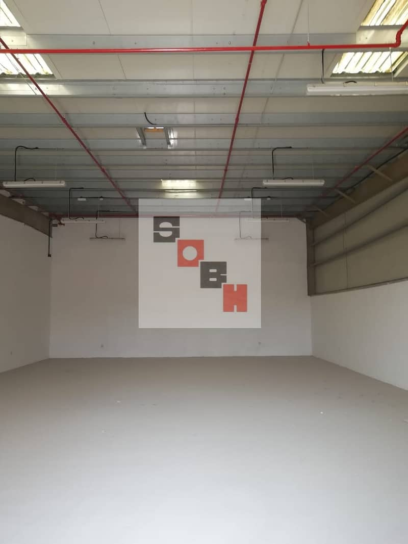 Newly build Warehouses available for rent in AL Quoz