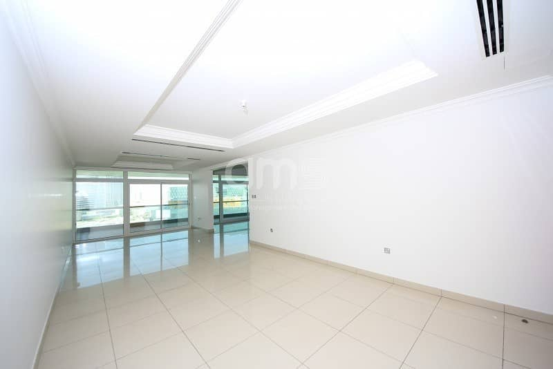 Sea View 4BR Apartment Available for Rent in Bay View Tower