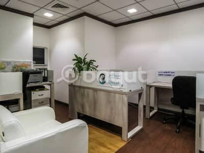 مکتب  للايجار في الكرامة، دبي - sustainability office