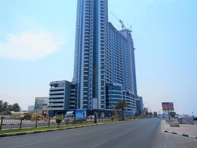 3 Bedroom Apartment for Sale in Corniche Ajman, Ajman - 1/2/3 LUXURIOUS APARTMENTS FOR SALE AT CORNICHE RESIDENCES TOWERS WITH 10% D. P