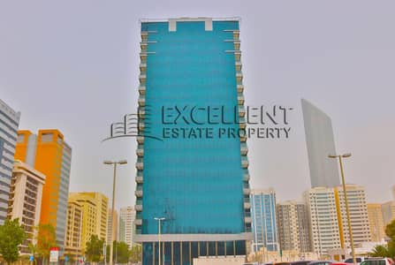 2 Bedroom Flat for Rent in Al Khalidiyah, Abu Dhabi - Brand New 2 BR w/ Maids Room and Parking