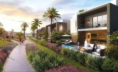 3 Bedroom Villa for Sale in Umm Suqeim, Dubai - Your opportunity will not be repeated Now I have your villa on Umm Suqeim Street in the most beautif