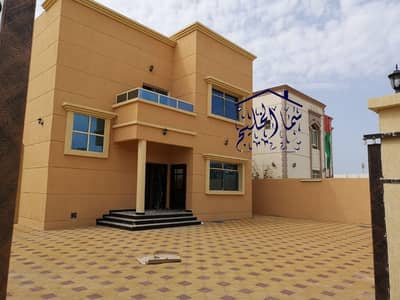 5 Bedroom Villa for Sale in Musherief, Ajman - personal build brand new villa for sale close to sheik ammar road