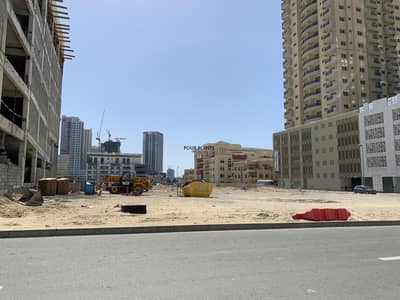Plot for Sale in Jumeirah Village Circle (JVC), Dubai - Best Deal Residential Plot G+3P+15 With All Permission  in Dist_17 JVC