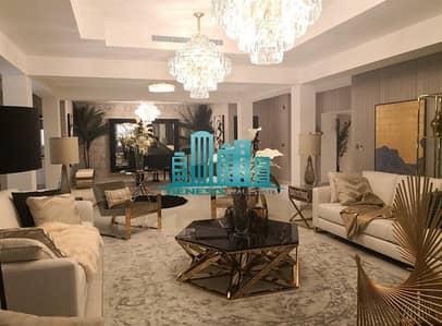 6 Bedroom Villa for Sale in Jumeirah Golf Estate, Dubai - Elegant 6 BED Villa
