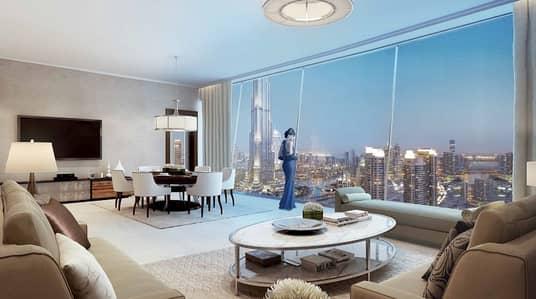 شقة 2 غرفة نوم للبيع في وسط مدينة دبي، دبي - شقة في وسط مدينة دبي 2 غرف 2318000 درهم - 4032844