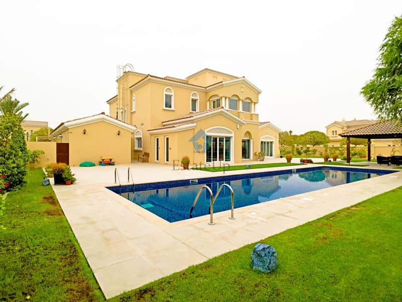 Corner 5 BR Villa | Upgraded | Furnished