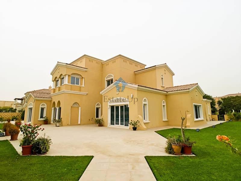 2 Corner 5 BR Villa | Upgraded | Furnished