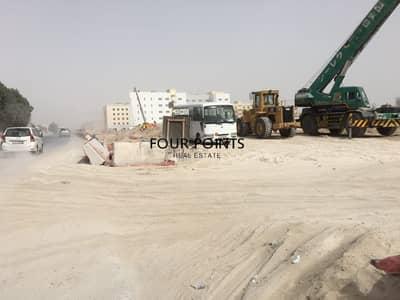 Plot for Sale in Jebel Ali, Dubai - Warehouse Plot For Sale in Jabal Ali Industrial First