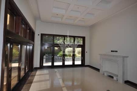 Upgraded 6 Bedroom Villa | Big Plot |  Al Barari