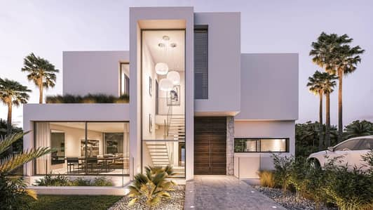 3 Bedroom Villa for Sale in Umm Suqeim, Dubai - LIVE THE NEXT 10 YEARS WITH NO SERVICE CHARGE ,Own Villa ready now and pay on installments 3 years