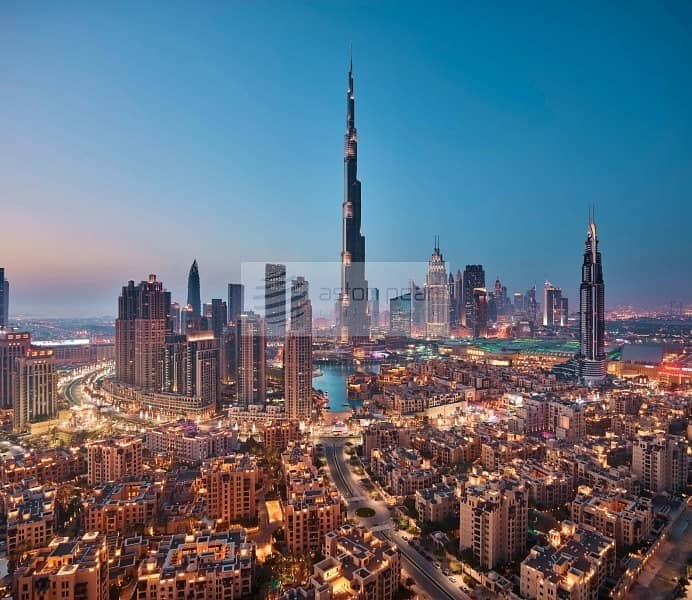 Luxurious 3BR | 2 Balconies | Burj Khalifa View