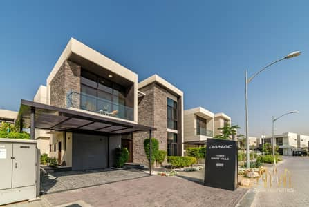 3 Bedroom Villa for Sale in DAMAC Hills (Akoya by DAMAC), Dubai - OPEN HOUSE 4th MAY 10AM-8PM| FENDI VILLA