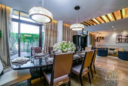 6 Bedroom Villa for Sale in DAMAC Hills (Akoya by DAMAC), Dubai - OPEN HOUSE 4th MAY 10AM-8PM| FENDI VILLA