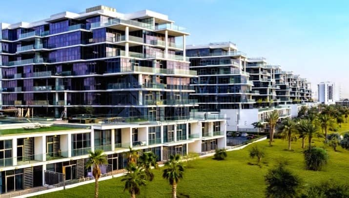 2 BR Apartment DAMAC Hills For Sale/ 20%Discount/4Years