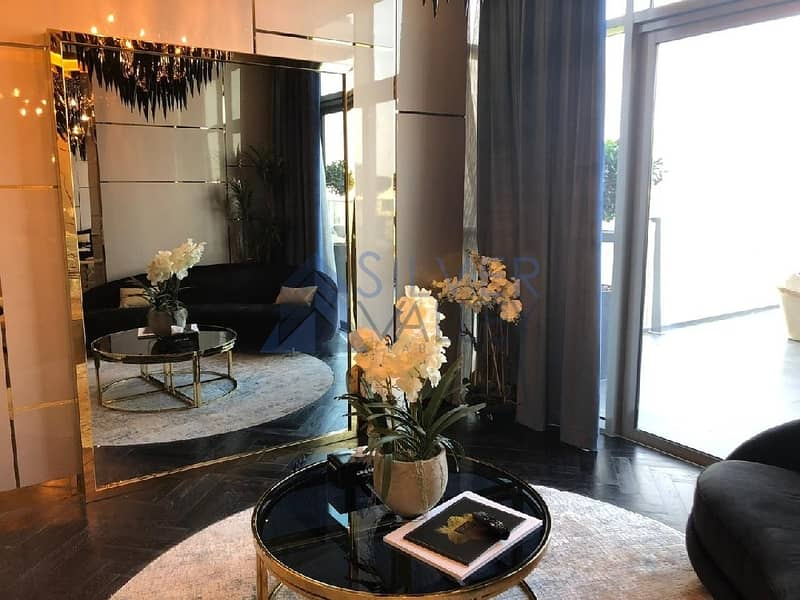 10 2 BR Apartment DAMAC Hills For Sale/ 20%Discount/4Years