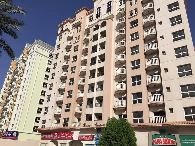 Ramdan offer Ready  One bed with balcony with cover parking
