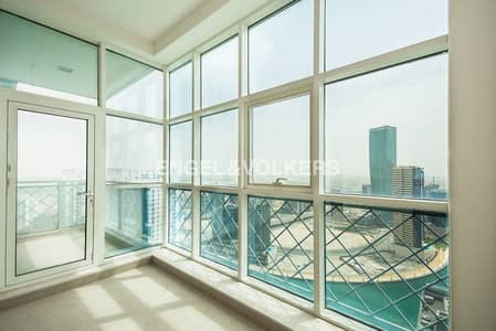 3 Bedroom Apartment for Rent in Business Bay, Dubai - One Month Free | High floor | Unfurnished