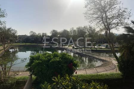 3 Bedroom Villa for Rent in The Springs, Dubai - Direct acces to Pool and Park - Well Presented - 1E