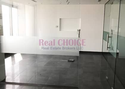 Payable in 4 Cheques|Semi Fitted Office Space