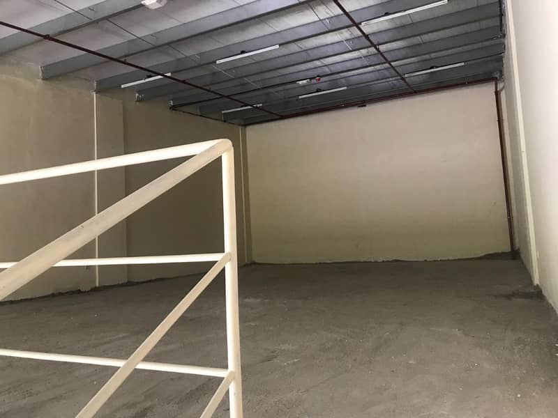 BRAND NEW WAREHOUSE AVAILABLE FOR RENT IN AL JURF.
