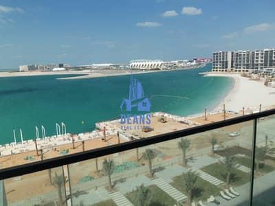 شقة 2 غرفة نوم للايجار في شاطئ الراحة، أبوظبي - Full Sea View 2BR Apartment in Al Zeina Al Raha Beach