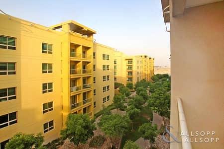 1 Bedroom Apartment for Sale in The Greens, Dubai - 1 Bedroom   Garden View   Vacant   EMAAR