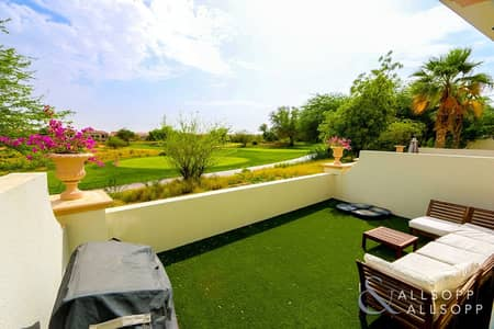3 Bedroom Villa for Rent in Jumeirah Golf Estate, Dubai - EXCLUSIVE | 3 Beds | Stunning Golf Views