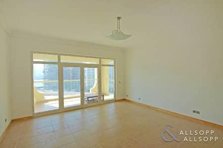 فلیٹ 2 غرفة نوم للبيع في نخلة جميرا، دبي - 2 Beds | High Floor | Sea Views | Vacant
