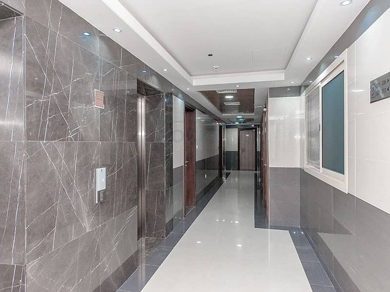 2 1 B/R with Balcony  | Pool, Gym, Covered Parking | Al Quoz 3rd