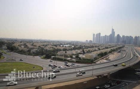 2 Bedroom Flat for Rent in The Hills, Dubai - Super 2bed room C1 Tower  Folf Course view for Ren