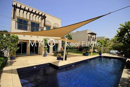 3 Bedroom Villa for Sale in Jumeirah Village Triangle (JVT), Dubai - Huge Pool | Full 3 Bedroom Villa | Fully Upgraded