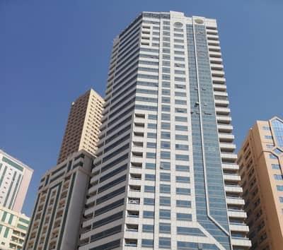 شقة 3 غرفة نوم للايجار في النهدة، الشارقة - شقة في بناية جاردن بلازا النهدة 3 غرف 60000 درهم - 4034014