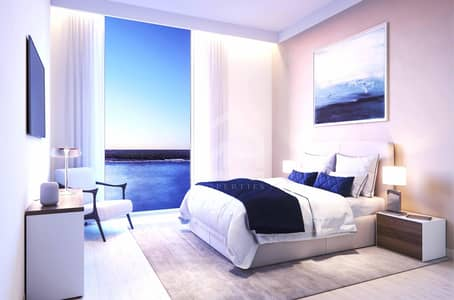 waterfront apartment in Yas Island