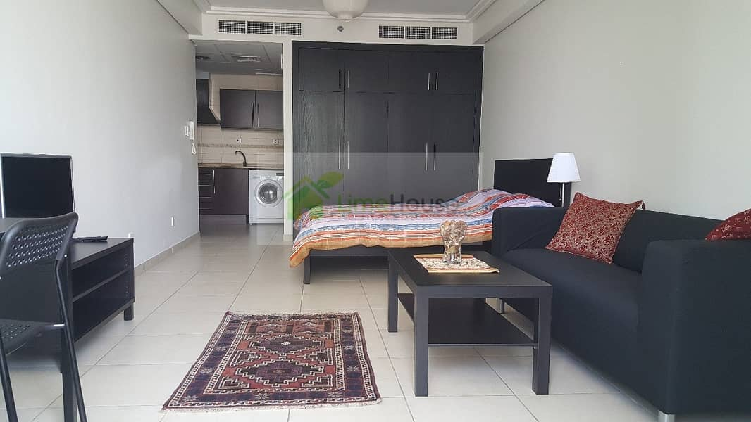 1 Spacious | Furnished | Studio for rent