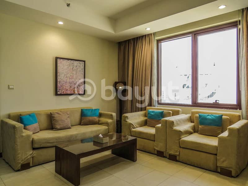 Luxurious 2 Bedroom Furnished Apartment for rent  near MOE