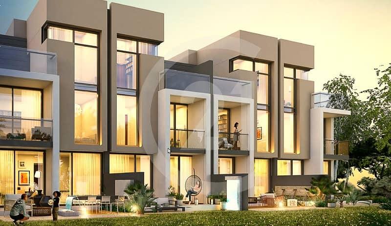 The highest capital appreciation!! 4 bedroom villa in Dubai land